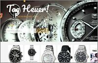 TAG HEUER Dropshipping Website Earn £599 A SALE FREE Domain FREE Hosting Traffic