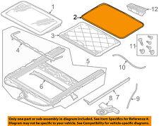 JAGUAR OEM 06-08 S-Type Sunroof-Glass Panel Seal C2C31834