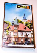 Faller 279 HO Residential House Building Kit. New Germany