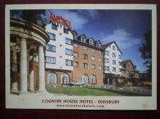 POSTCARD LANCASHIRE DIDSBURY - COUNTRY HOUSE HOTEL