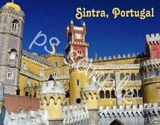 Portugal - SINTRA - Travel Souvenir Flexible Fridge Magnet