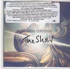 (EE303) Anna Corcoran, The Show - 2013 DJ CD