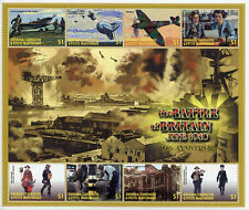 "GRENADA - 2000 MNH ""WWII - The Battle Of BRITAIN (June 1940)"" Souvenir Sheet (1)"