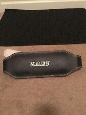 VALEO Weightlifting Belt Weight Training Belt Black