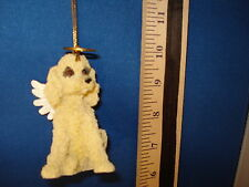 Poodle Ornament Poodle with Wings and Halo 38836 81