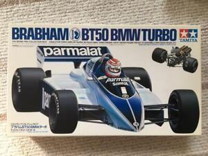 Tamiya 1:20 Scale Brabham BT50 BMW Turbo Plastic Model Kit