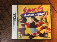 Dance Squad Ener-G Cheerleader (Nintendo DS Games) - Complete