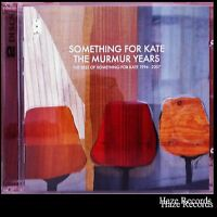 SOMETHING FOR KATE The Murmur Years 2 CD Set. Brand New & Sealed