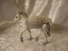 SCHLEICH BAYALA PEGASUS COLT 2010 VERY NICE CONDITION RARE SEE PICTURES