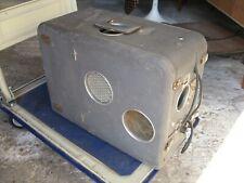 Epave projecteur 16MM SONORE PAthé EPC Cineric Type SD Wreck For parts