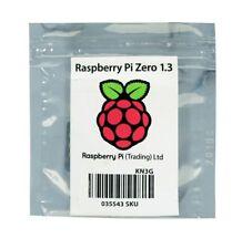 New Raspberry Pi Zero v1.3 Camera Ready 1GHz 512MB USA Seller.