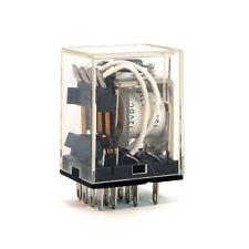 Omron MY4E 12VDC Relay Coil 12VDC 14-Pin 5A 240VAC 5A 28VDC