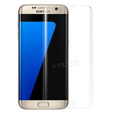 9H Tempered Glass Screen Protector Guard Shield Saver for Samsung Galaxy S7 edge