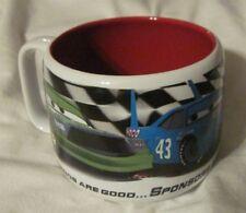 Disney Store -CARS- Friends Are Good... Sponsors Are Better Ceramic Coffee Mug,