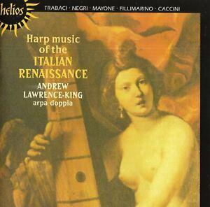 Harp Music of the Italian Renaissance / Andrew Lawrence-King