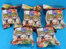5x One Punch Man Original Minis Series 1 Blind Bag Figures Zag Toys