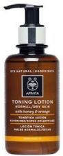 APIVITA FACE TONIC LOTION FOR NORMAL / DRY SKIN  with honey & orange 200ml