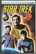 Star Trek 100-Page Spectacular #1 Byrne Hawthorne Kirk Spock RARE IDW 2011