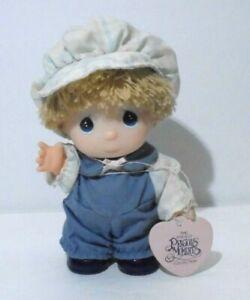 "Vintage 1988 Precious Moments Babies Doll 5.5"" tall"