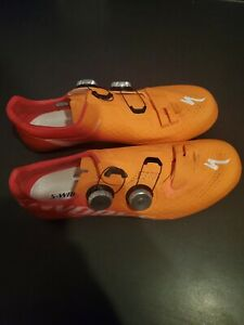 2019 Specialized S Works Tour Down Under Cycling Shoes