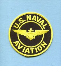 US NAVAL AVIATION AVIATOR US NAVY Squadron Jacket Patch