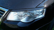 VW PASSAT B6 HEAD LAPM EYEBROWS TUNING ABS PLASTIC VOLKSWAGEN