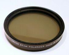 Tiffen 67mm Filter Linear polarizer Polar PL made in USA
