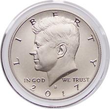 2017-S Kennedy Half Dollar Enhanced Uncirculated from 225th Anniversary Set 50¢