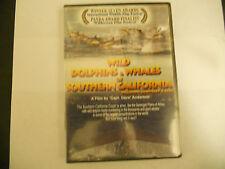 Wild Dolphins & Whales of Southern California DVD w/Monterey & Baja-Brand NEW