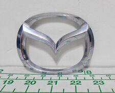MAZDA MPV Chrome Logo Emblem 2000 - 2006 OEM Rear Liftgate Trunk Badge LC6251730
