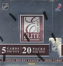 2011-12 Panini Elite Hockey Hobby Box