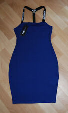 NEU*FB Sister*(New Yorker) Modisches Stretch Kleid Minikleid Gr.M/38 blau