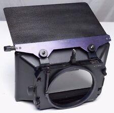 Arri LMB-5 2-stage 4x4/ 4x5.65 Lightweight 114mm Clip-on Matte box