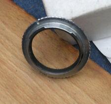 genuine pentax PK K M reverse ring to 49mm filter macro coupler bronze japan