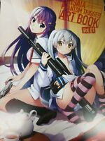 GRISAIA Phantom Trigger Art Book Vol 01 Japan Game Illustrations NEW