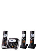 KX-TG7893AZS DECT Bluetooth® Cordless Phone with Answering Machine Triple P