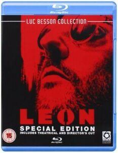 Leon (1994) Director's and Theatrical Cut [Blu-ray, Region B]