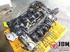 08-18 MAZDA /FORD 2.0L TWIN CAM 4 CYLINDER ENGINE JDM LF-VD