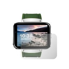 4x Screen Protector Full cover of the glass for Smart Watch Makibes DM98