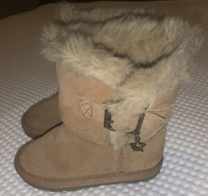 Girls Infant Size 6 - Next Boots