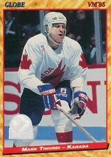 1995 Swedish Globe #80 MARK TINORDI - Team Canada