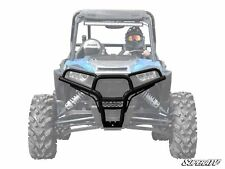 SuperATV Polaris RZR XP Turbo 1000 (2016) Front Bumper (BLACK)