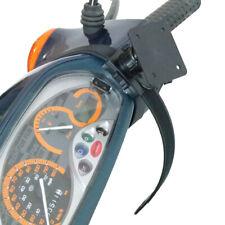 Scooter / Moped Collar Mounting Plate for Garmin Zumo 550 GPS SatNav