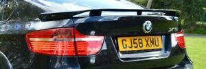 BMW X6 E71 Boot Spoiler