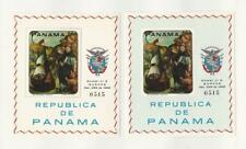 Panama, Postage Stamp, #481H Mint NH Sheets Perf & Imperf, 1966 Ship