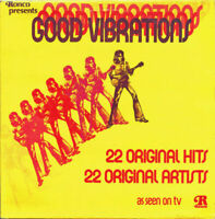 Compilation - Good Vibrations - Vinyl LP-Ronco 1973-RR 2004-EX/VG(LP3)