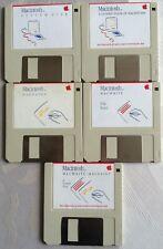 Sauvegard Picasso Kit Box, Macintosh 128K & 512K System Disk Langue française