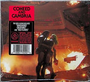 Coheed And Cambria -The Unheavenly Creatures CD (NEW) Old Flames/Prog Rock