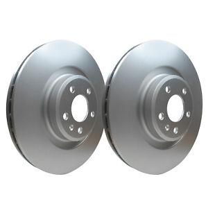 Front Brake Discs 345mm fits Audi Q5 8RB 2.0 TFSI quattro 3.0 TDI quattro