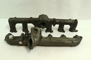 300 4.9 Ford 1966-1983 New Exhaust and Intake Manifold